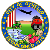 City of Othello, incorporated 1910