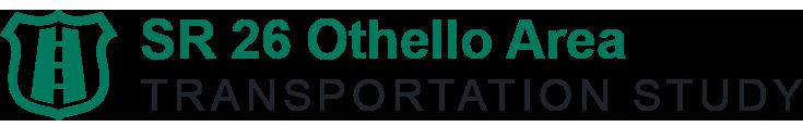 SR 26 Othello Area Transportation Study